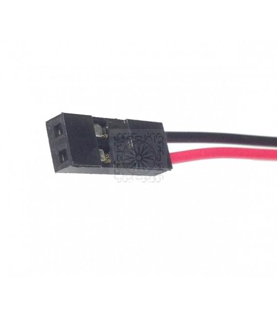 سوکت اتصال ترمیستور حرارتی