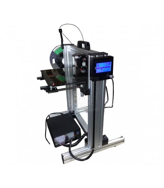 چاپگر سه بعدى  روبوت ابزار وی ٢